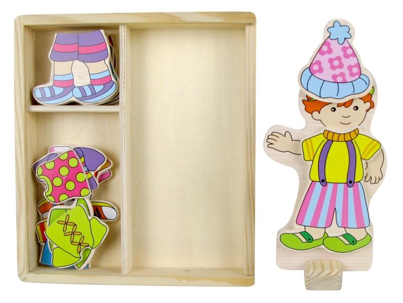 Деревянные игрушки Вудик Акушерство. Ru 310.000