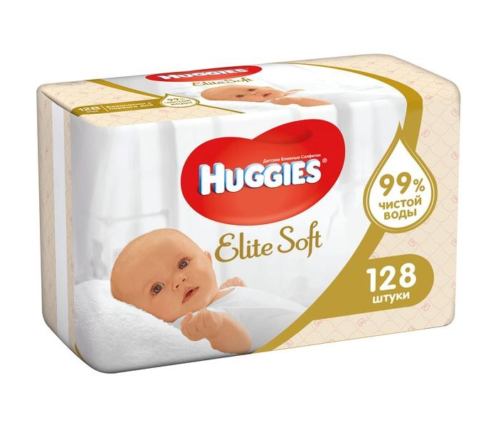 Huggies �������� ������� Elite Soft 2�64 ��.