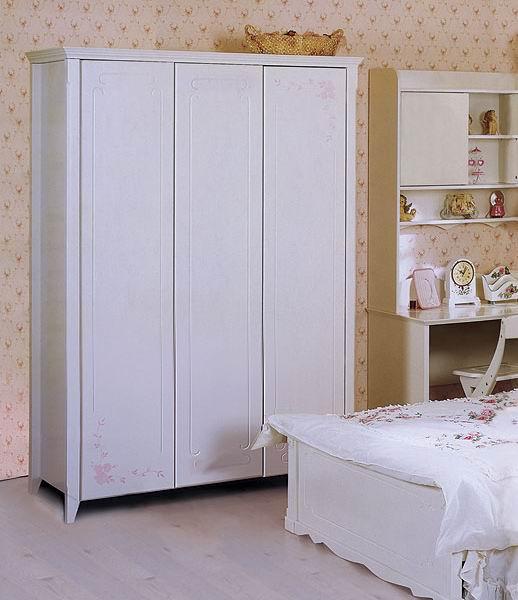 Шкафы Milli Willi Bella трехдверный