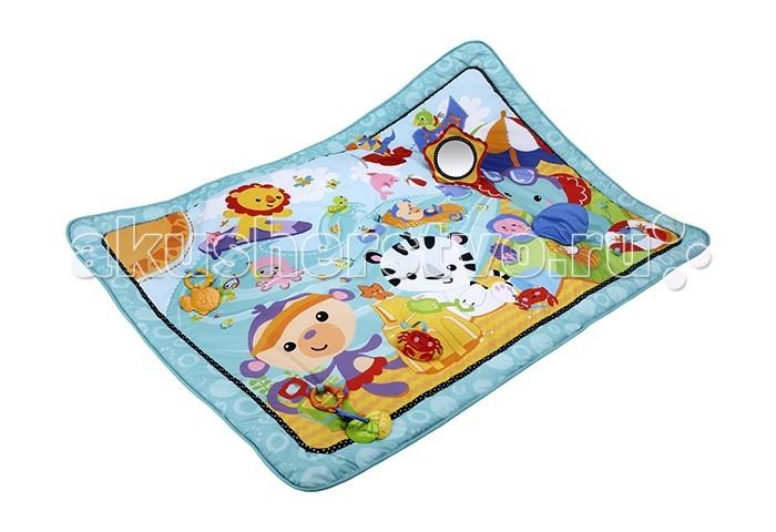 Развивающий коврик Fisher Price Mattel Огромный