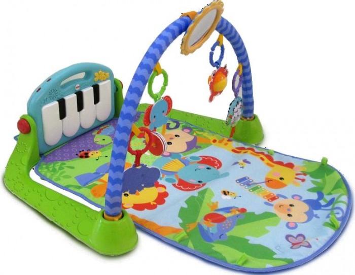 Развивающий коврик Fisher Price Mattel Пианино