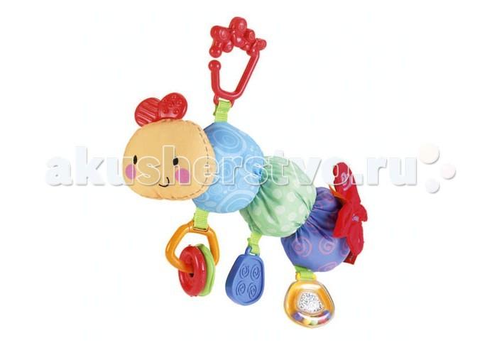 Подвесная игрушка fisher price гусеница