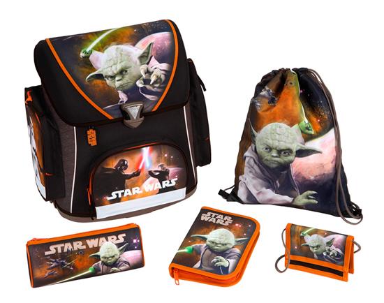 Портфели Undercover Портфель с наполнением Star Wars (5 предметов)