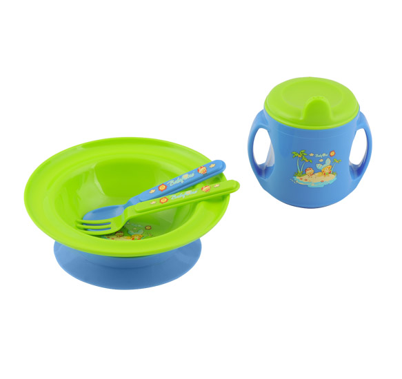 Посуда BabyOno Столовый набор 245
