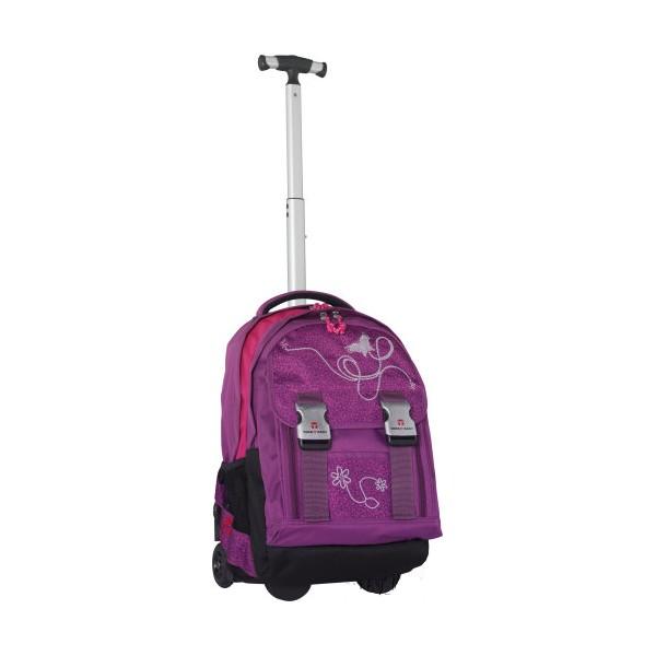 Портфели Take It Easy Рюкзак на колесах с телескопической ручкой Марлен