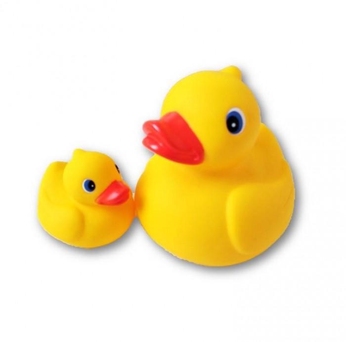 BabyOno Игрушки для ванной Утята 2 шт.Игрушки для ванной Утята 2 шт.Утка-мама с плавающим рядом утёнком помогает ребёнку в процессе осваивания воды и делает ежедневное плескание во время купания более приятным.   Игрушка для ванной: солнечно-жёлтые уточки привлекают внимание ребёнка учат различать цвета, формы и размеры дают возможность наблюдать за поведением предметов в воде небольшие по размеру, благодаря чему легко захватываются маленькими ручками и не мешают в купании изготовлены из легко чистящейся и быстросохнущей резины  В комплекте 2 игрушки.<br>