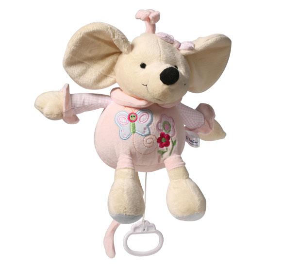 Подвесная игрушка BabyOno Мышка
