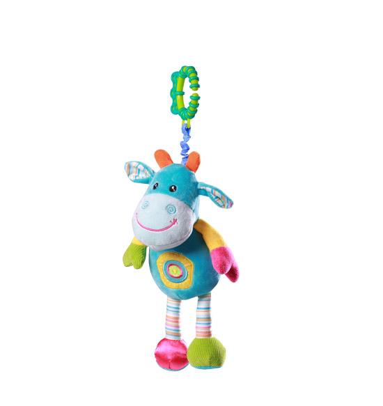 Мягкие игрушки из велюра