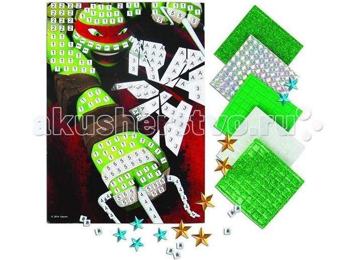 Kuso Волшебная мозаика РафаэльВолшебная мозаика РафаэльВолшебная мозаика по номерам Kuso Рафаэль ориентирована на детей возраст которых достиг 5 лет.  Она изготовлена из картона. Благодаря данной модели ваш малыш с удовольствием будет изучать цифры.  Формат: А5<br>