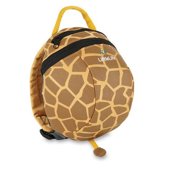 LittleLife Рюкзак с поводком Жираф