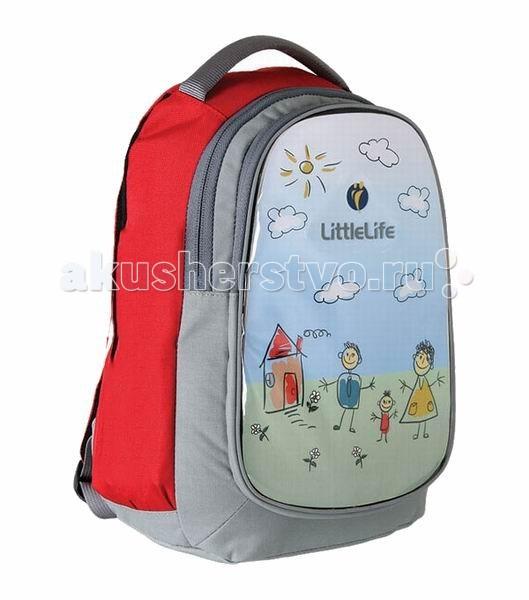 LittleLife Рюкзак Doodle с альбомом
