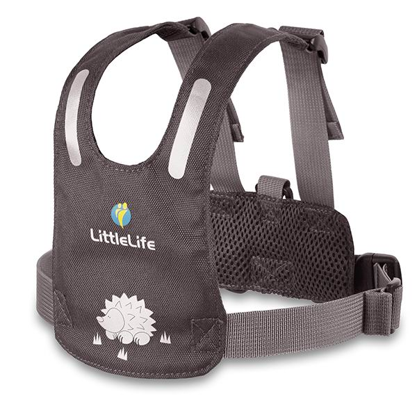 Защита на прогулке LittleLife Жилет с поводком
