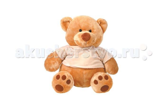 Мягкая игрушка Gulliver Медведь Миша в майке 23 смМедведь Миша в майке 23 смМягкая игрушка Gulliver Медведь Миша в майке сидячий, 23 см  - мягкая игрушка, которая пошита из экологически чистых материалов: высококачественного плюша и гипоаллергенного синтепона. Она не теряет внешний вид при машинной стирке.<br>