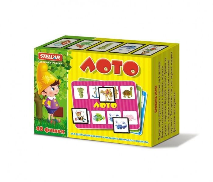 Стеллар ЛотоЛотоСтеллар Лото - настольная игра, в которой могут принимать участие двое и более человек. Цель игроков - заполнить игровые поля карточками с соответствующими изображениями, согласно правилам. Игра знакомит детей с миром окружающих нас одушевленных и неодушевленных предметов, развивает память и внимание.<br>