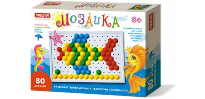 Мозаика Стеллар Акушерство. Ru 180.000