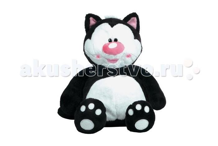 Мягкая игрушка Gulliver Кот Котя черный 56 смКот Котя черный 56 смМягкая игрушка Gulliver Кот Котя черный сидячий привлечет внимание любого малыша.   Она изготовлена из качественных материалов, которые абсолютно безвредны для ребенка.  Игрушка способствует развитию воображения и тактильной чувствительности у детей.  Высота: 56 см<br>