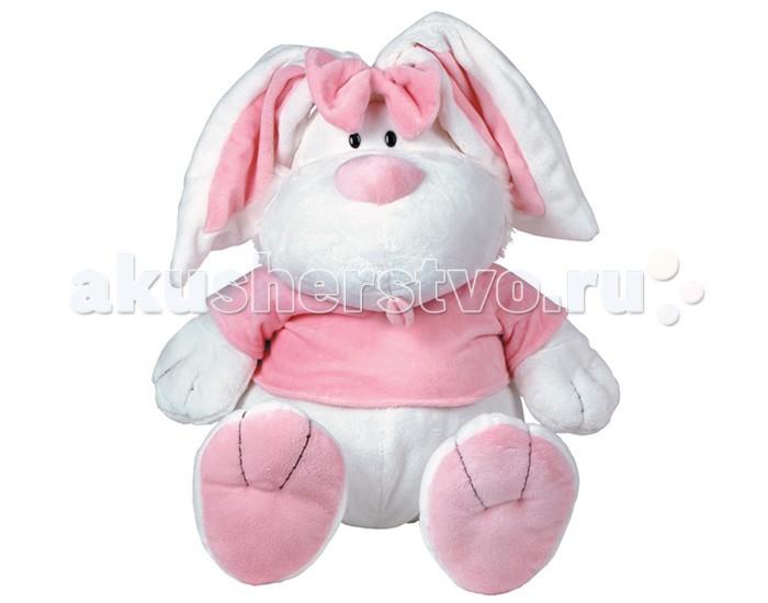 Мягкая игрушка Gulliver Кролик белый 40 смКролик белый 40 смМягкая игрушка Gulliver Кролик белый сидячий привлечет внимание любого малыша.   Она изготовлена из качественных материалов, которые абсолютно безвредны для ребенка.  Игрушка способствует развитию воображения и тактильной чувствительности у детей.  Высота: 40 см<br>