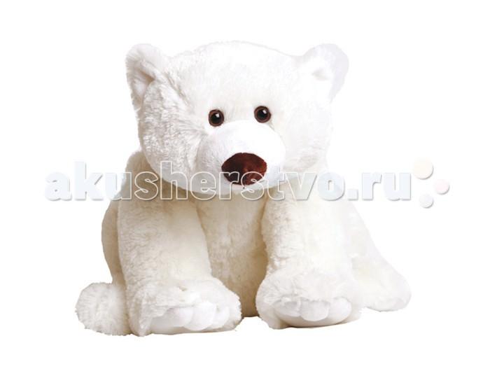 Мягкая игрушка Gulliver Белый мишка Умка 24 смБелый мишка Умка 24 смМягкая игрушка Gulliver Белый мишка Умка привлечет внимание любого малыша.   Она изготовлена из качественных материалов, которые абсолютно безвредны для ребенка.  Игрушка способствует развитию воображения и тактильной чувствительности у детей.  Высота: 24 см<br>