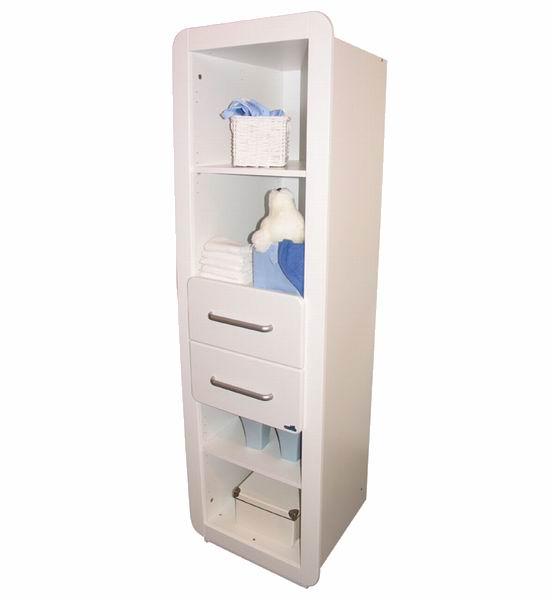 Шкафы Geuther Bianco узкий