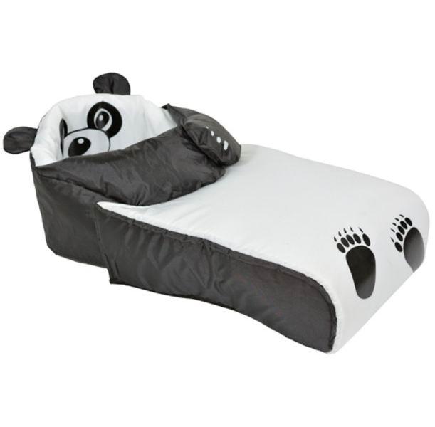 Вкладыши для санок Тяни-Толкай Матрас для санок Панда