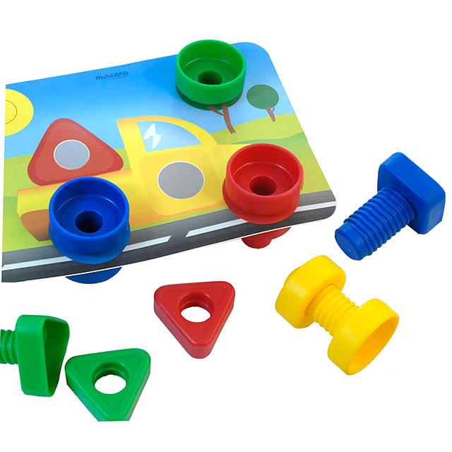 Игры для дошкольников Miniland Акушерство. Ru 950.000