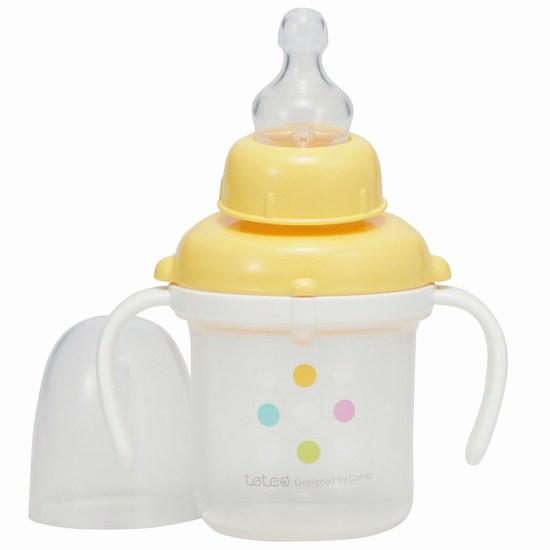 Поильник Combi с соской Baby Mugс соской Baby MugПоильник помогает Вашему ребенку перейти от грудного или кормления из бутылочки к чашке. Ступенчатая система обучения питью от соски до чашки реализуется в 4 шага и основывается на развитие детской моторики. Поильники фирмы Combi разработаны с учетом многолетнего опыта изготовления товаров для детей.  Характеристики: для детей от 5 месяцев изготовлен из экологически чистых и безопасных материалов не содержит бисфенол-А удобные ручки по обеим сторонам поильника, помогают вашему малышу держать его самостоятельно жидкость из поильника не вытекает пока малыш не совершает сосательных движений форма соски разработана таким образом, чтобы исключить как можно больше различий для ребенка, между грудным кормлением и кормлением с помощью поильника пока поильник не используется соску можно накрыть специальным колпачком легко моется<br>