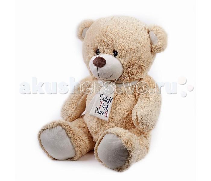 Мягкая игрушка Button Blue Медведь Тишка 30 смМедведь Тишка 30 смМягкая игрушка Button Blue Медведь Тишка привлечет внимание любого малыша.   Забавная мягкая игрушка - прекрасный подарок к любому празднику!  Она изготовлена из высококачественного, безопасного для ребенка искусственного меха с пушистым ворсом, который словно специально создан для самых нежных и приятных касаний! Плюшевый зверек украсит детскую комнату и станет радовать ребенка каждый день.  Мягкая игрушка наполнит мир вашего малыша приятными ощущениями и положительными эмоциями. Способствует развитию воображения и тактильной чувствительности у детей.  Размер игрушки 30 см<br>