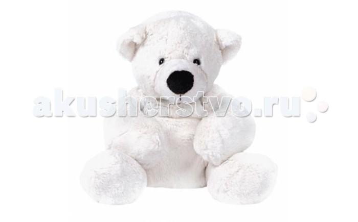 Мягкая игрушка Gulliver Медведь белый, лежачий 43 смМедведь белый, лежачий 43 смМягкая игрушка Gulliver Медведь белый, лежачий – милая мягкая игрушка, которая понравится как детям, так и взрослым.   Она изготовлена из качественных материалов, которые абсолютно безвредны для ребенка.  Игрушка способствует развитию воображения и тактильной чувствительности у детей.  Высота: 43 см<br>
