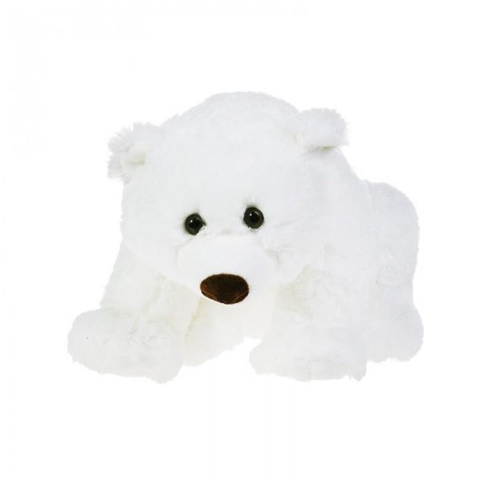 Мягкая игрушка Gulliver Медведь белый, лежачий 23 смМедведь белый, лежачий 23 смМягкая игрушка Gulliver Медведь белый, лежачий – милая мягкая игрушка, которая понравится как детям, так и взрослым.   Она изготовлена из качественных материалов, которые абсолютно безвредны для ребенка.  Игрушка способствует развитию воображения и тактильной чувствительности у детей.  Высота: 23 см<br>