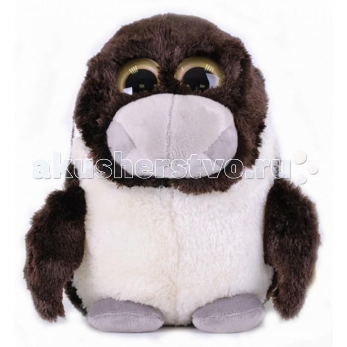 Мягкая игрушка Gulliver Пингвин Глазастик, 17 смПингвин Глазастик, 17 смМягкая игрушка Gulliver Пингвин Глазастик – милая мягкая игрушка, которая понравится как детям, так и взрослым.   Она изготовлена из качественных материалов, которые абсолютно безвредны для ребенка.  Игрушка способствует развитию воображения и тактильной чувствительности у детей.  Высота: 17 см<br>