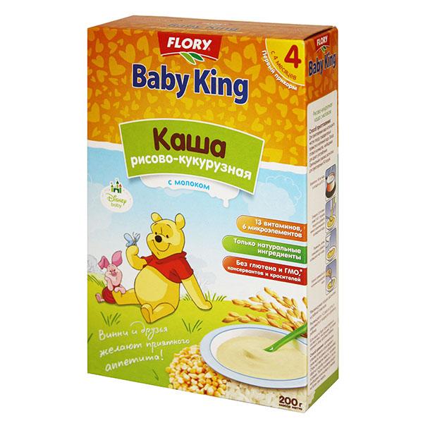 Каши Baby King Акушерство. Ru 140.000