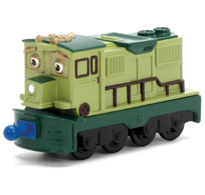 Chuggington Паровозик Данбар