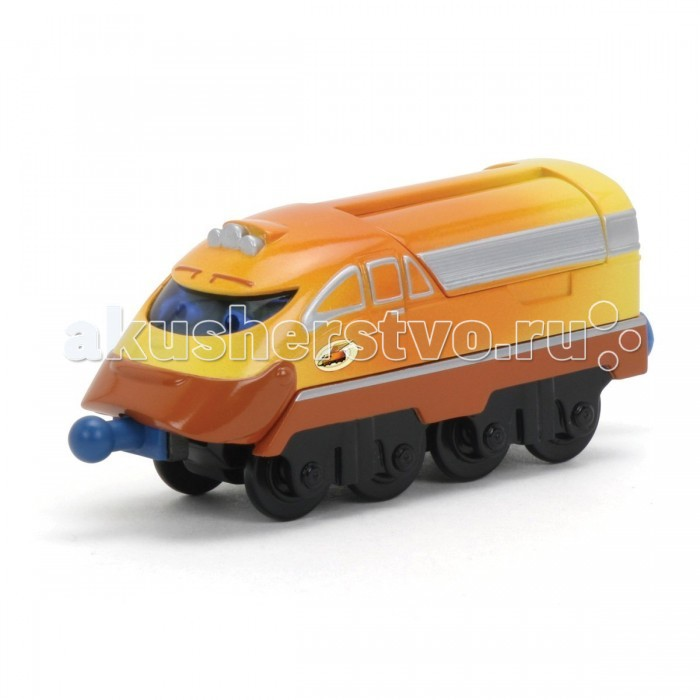 Chuggington Паровозик Чаггер