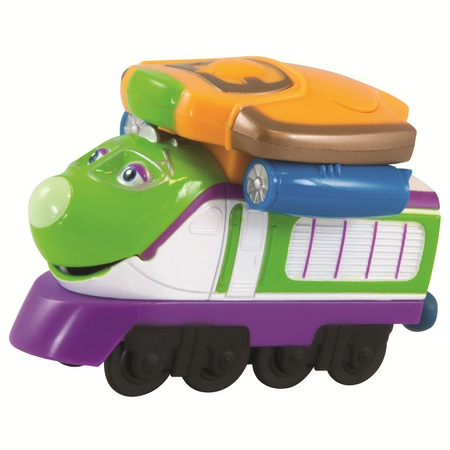 Chuggington Паровозик Коко (со светом и звуком)