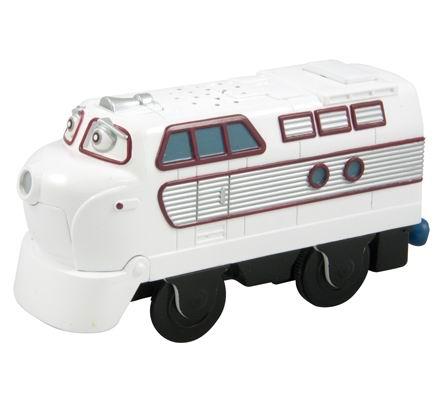 Цена на chuggington набор уилсон с вагонами для покраски, серия die-cast, lc54053