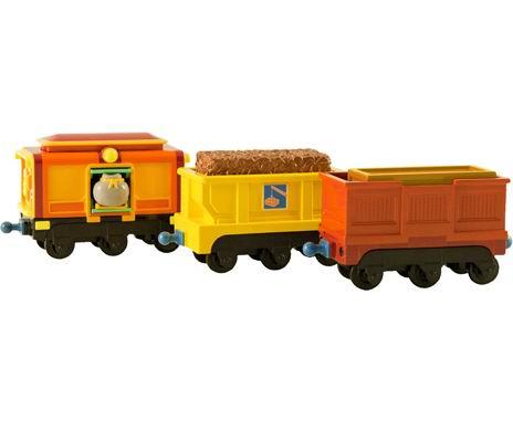 Железные дороги Chuggington Акушерство. Ru 880.000