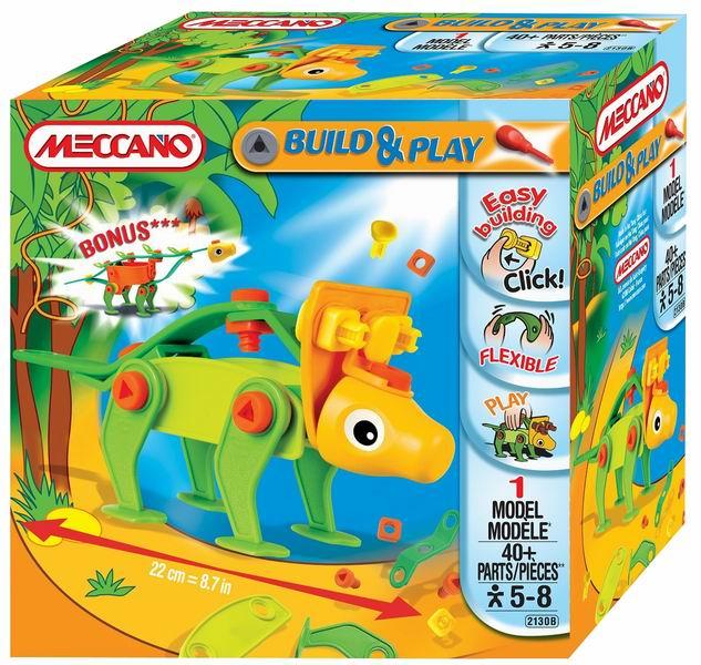 ����������� Meccano Build&Play ����������� 20 �������
