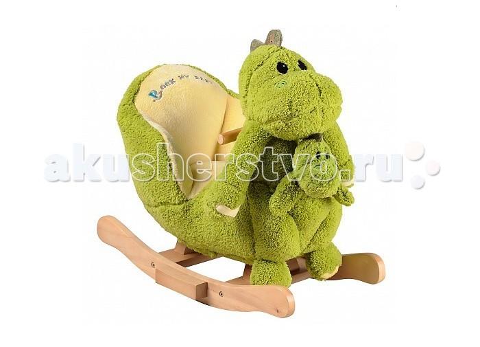 Качалки-игрушки Rock My Baby Динозаврик