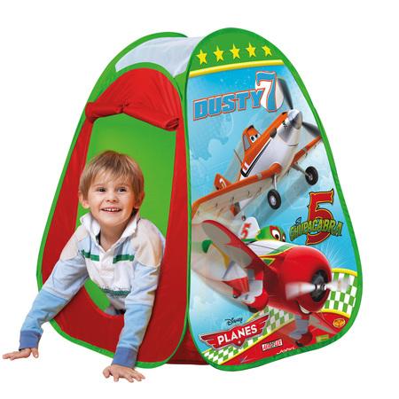 John Игровая палатка Самолеты 75х75х90 см