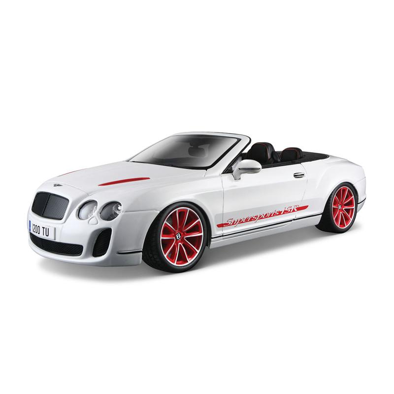 Bburago ������ Bentley Continental Supersport Convertible