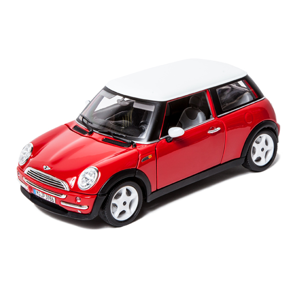 Bburago 1:18 Машина Mini Cooper
