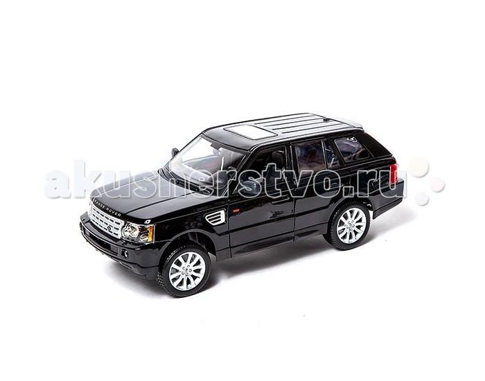 Bburago Машина Range Rover SportМашина Range Rover SportМашина Bburago Range Rover Sport – это копия настоящего автомобиля с полной детализацией всех частей, 1:18  Игрушка выполнена из высококачественного металла и пластика. Детали и края аккуратно обработаны.   Коллекционные машинки Бураго развивают у ребенка развивают координацию движений и меткость, пространственное и образное мышление, воображение, мелкую моторику. С мини-модельками автомобилей Bburago игра станет настолько увлекательной, что оторваться будет невозможно!   Компания Bburago – мировой лидер в производстве коллекционных моделей автомобилей. Более 30 лет профессиональные дизайнеры Bburago разрабатывают точные копии современных машин и ретро машин известных марок. С автомобилями Bburago можно не только играть, но и сделать их частью своей коллекции!<br>