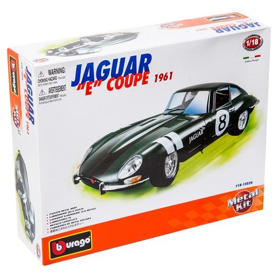 Bburago ������ ��� ������ Jaguar E Coupe (1961)