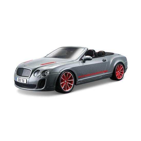 Bburago ������ ��� ������ Bentley Continental Supersports Convrtible ISR