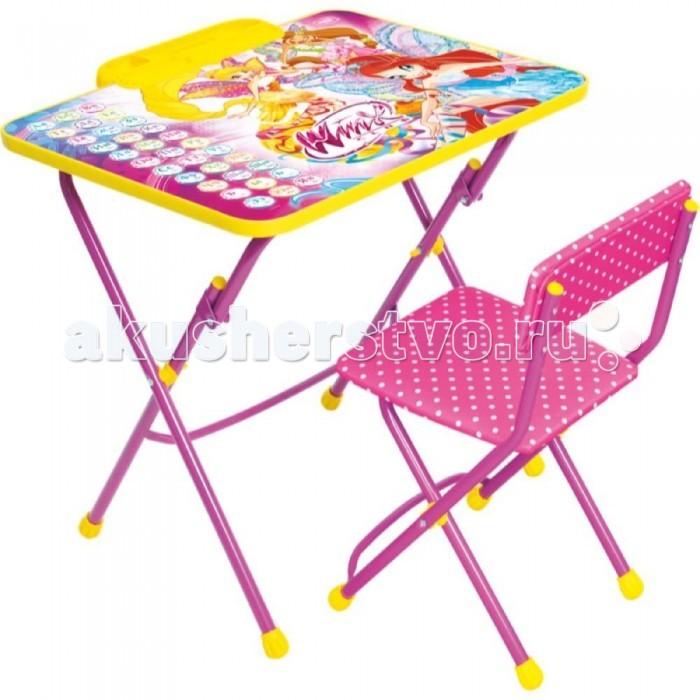Ника Набор мебели Winx 3 Азбука