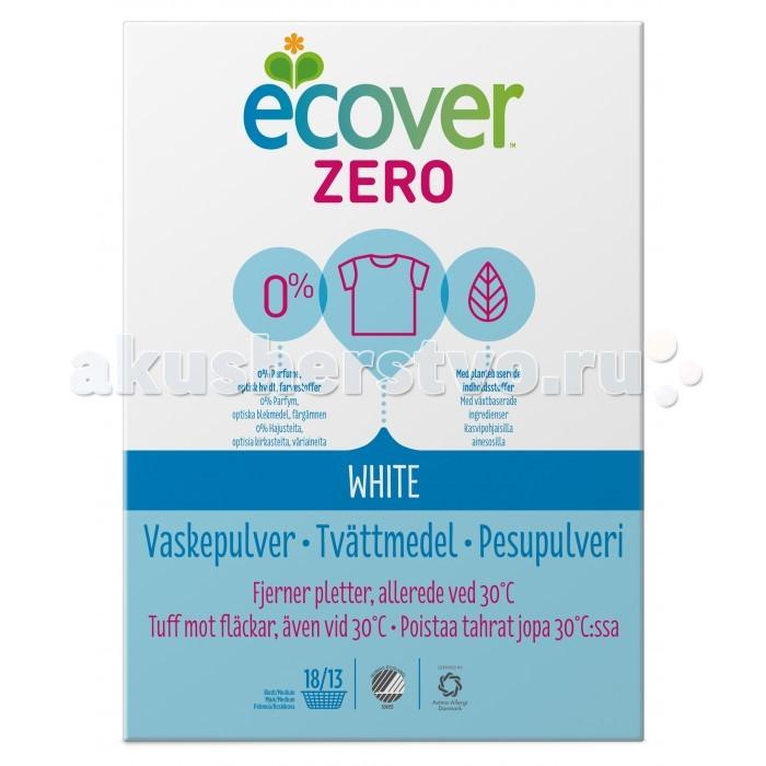 Моющие средства Ecover Экологический стиральный порошок белый Zero 750 г