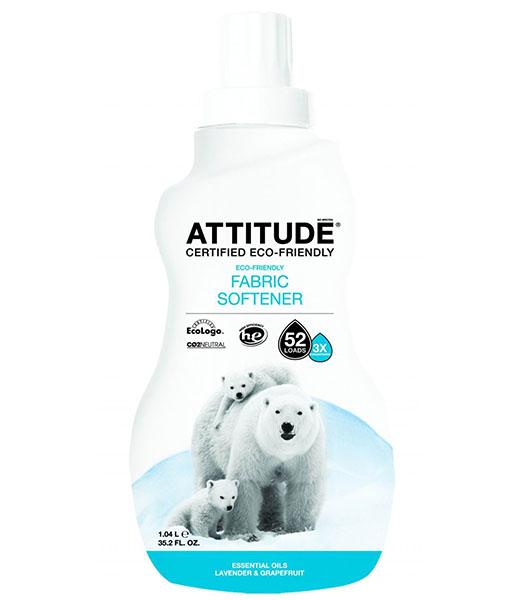 Моющие средства Attitude Смягчитель для стирки Лаванда-Грейпфрут 1040 мл