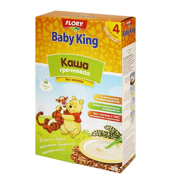 Каши Baby King Акушерство. Ru 130.000