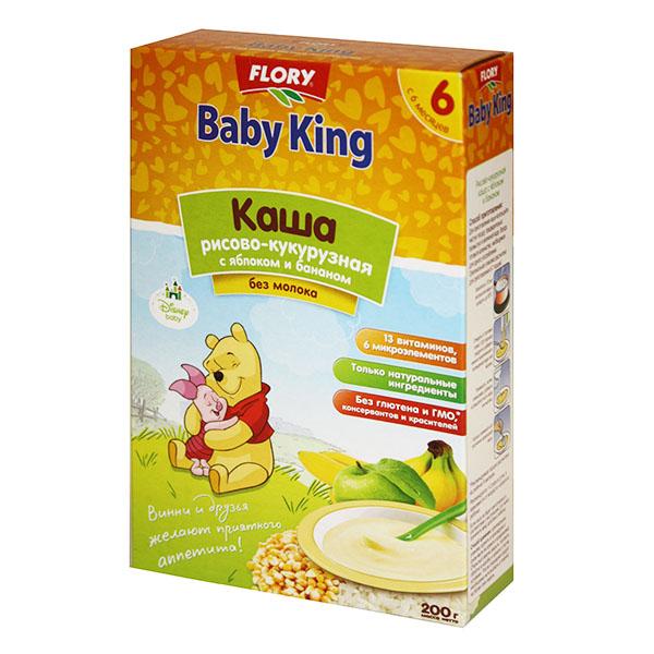 Каши Baby King Акушерство. Ru 120.000