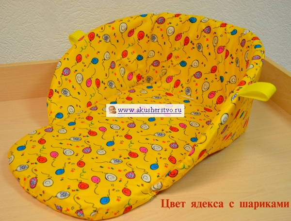 Вкладыши для санок Rich Toys Акушерство. Ru 350.000